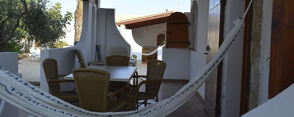 Lampedusa villetta trilo 4 pax le anfore vacanze a for Soggiorno lampedusa