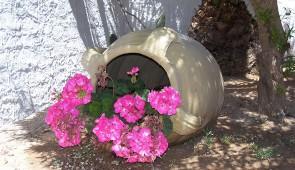 Villette a lampedusa le anfore vacanze lampedusa for Anfora giardino