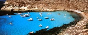 Calette di Lampedusa