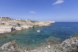 Cala Creta Lampedusa