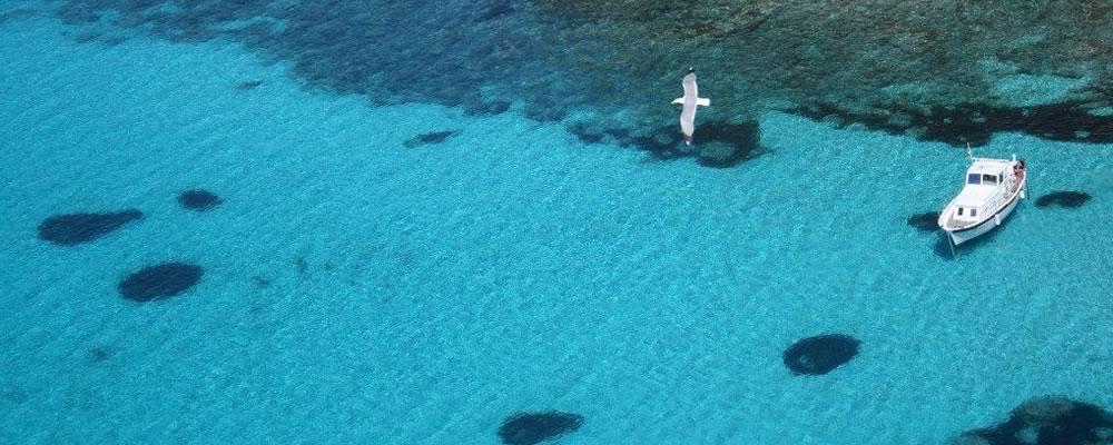 il Mare di Lampedusa