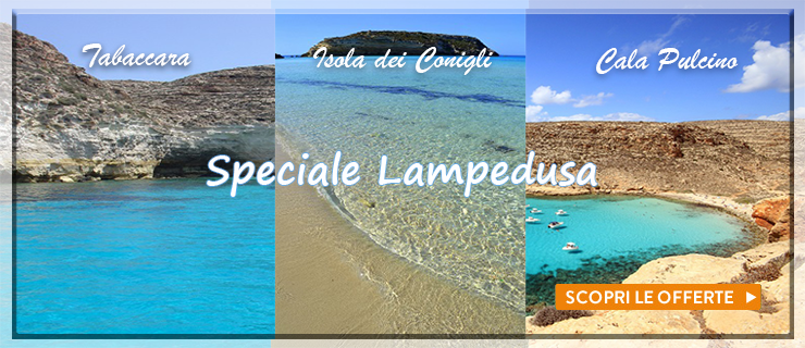 Offerta Le Anfore Lampedusa 2018