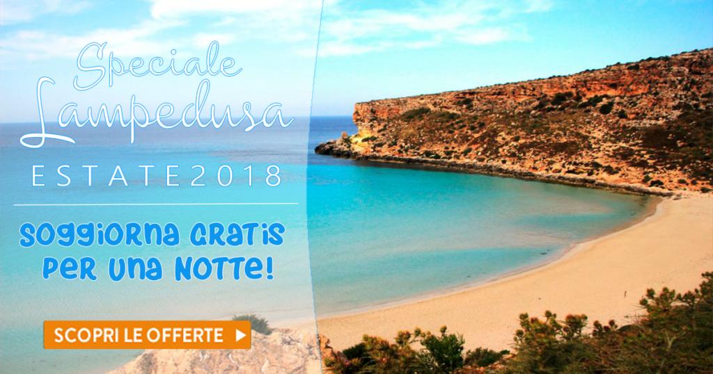 Promozioni Lampedusa   Le Anfore Vacanze - Lampedusa