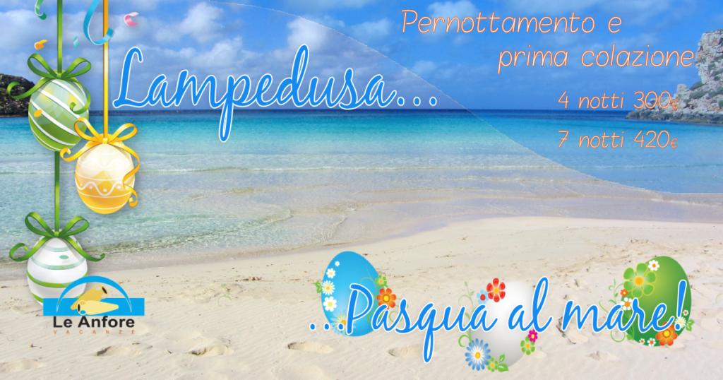Pasqua a Lampedusa 2019