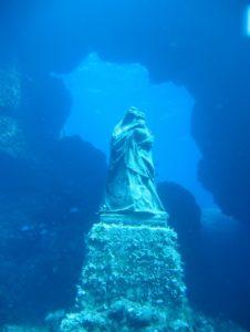 Lampedusa Madonna del Mare