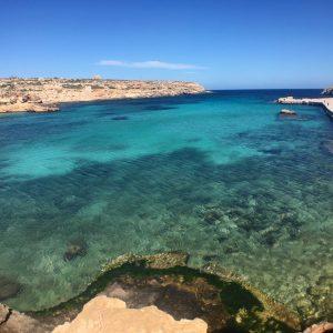 Cala Pisana Lampedusa