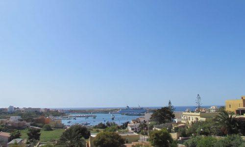 Panoramica Sul Porto