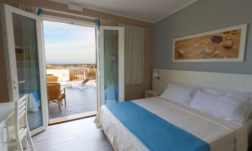 Camera Vista Mare le anfore hotel